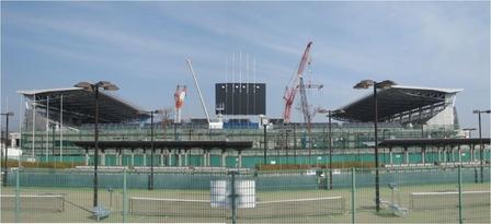 11月17日南長野 大型映像装置1