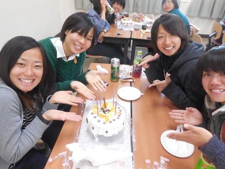 早稲田大学ア式蹴球部女子部のクリスマスパーティー