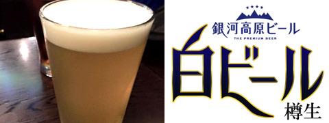 盛岡スタグル銀河高原ビール