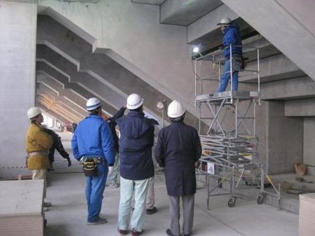 20141201南長野総合球技場照明打合せ