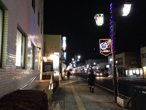 篠ノ井商店街