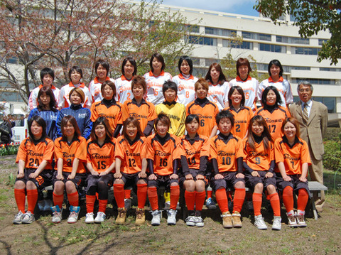 神戸親和女子大学サッカー部