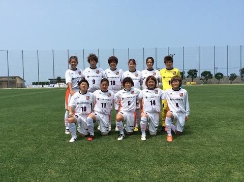 AC長野パルセイロ・レディース第13節