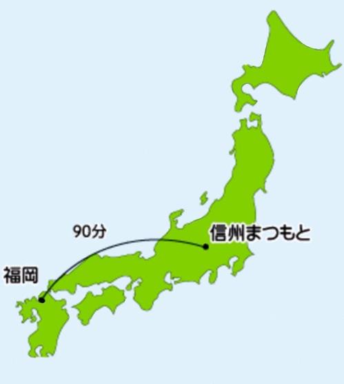 松本―福岡