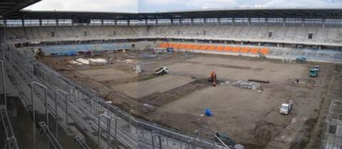20141201南長野総合球技場フィールド全景