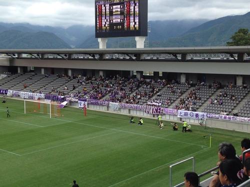 第20回長野県サッカー選手