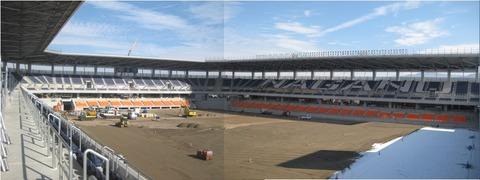 20150120スタジアム内全景