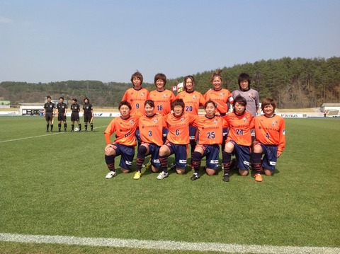 AC長野パルセイロ・レディース第4節