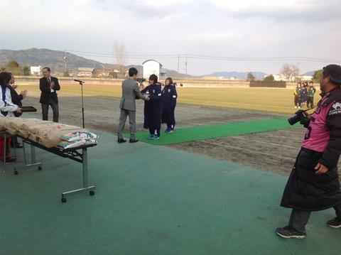 第12回伊賀市長杯女子サッカー大会