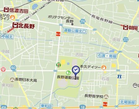 長野陸上競技場