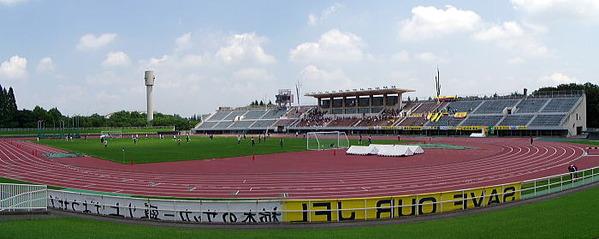 佐久総合運動公園陸上競技場