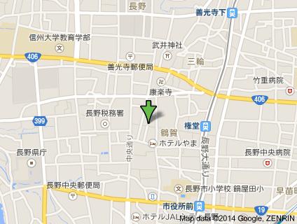 ダイナマイト関西地図