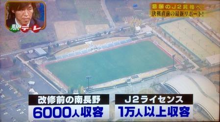 ザ・駅前テレビ南長野旧スタジアム