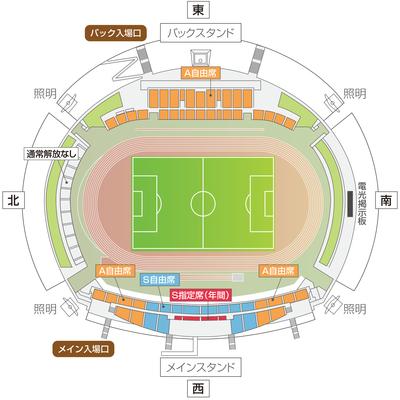 Okinawa Comprehensive Athletic Park Stadium