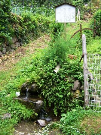 CIMG1180瓜割清水(郷路山下)