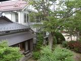 県知事公舎庭