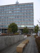 長野県庁全景