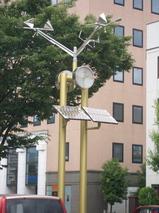 長野大通り時計彫刻