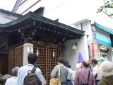 熊野神社見学