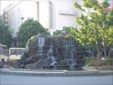 長野駅前噴水