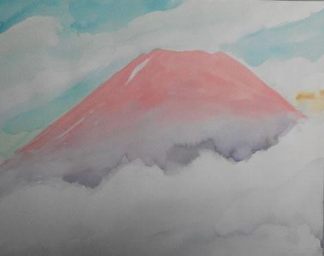 水彩画家・長尾周二150101