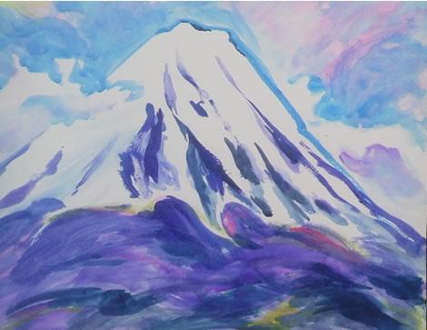 水彩画家・長尾周二1704152