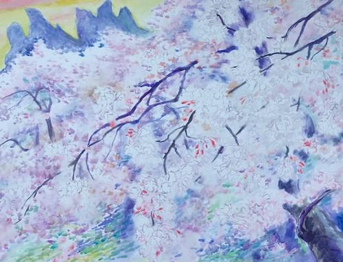 水彩画家・長尾周二2004052