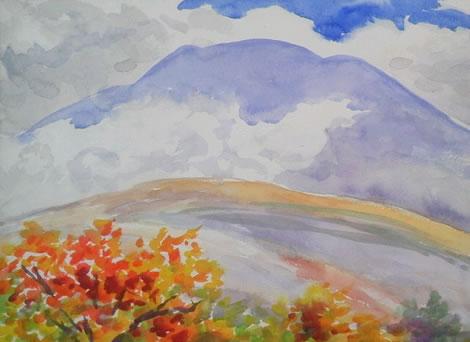 水彩画家・長尾周二1610292