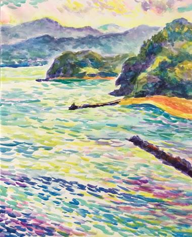 水彩画家・長尾周二1811212