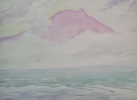 水彩画家・長尾周二151225