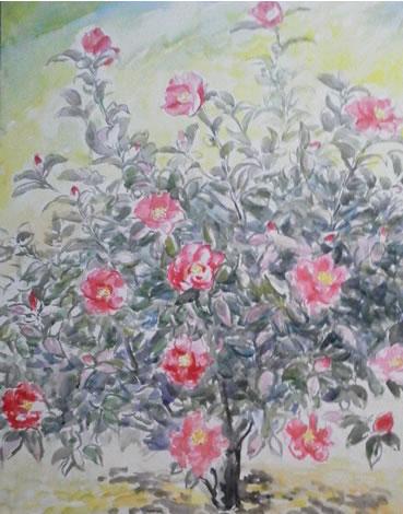 水彩画家・長尾周二作品写真121229