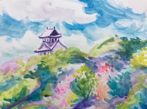 水彩画家・長尾周二1904032