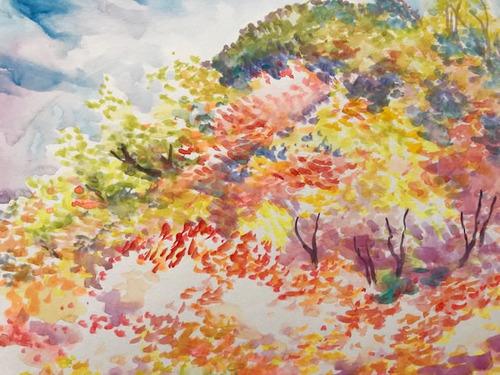 水彩画家・長尾周二1904102