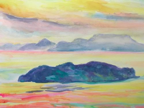 水彩画家・長尾周二1906201
