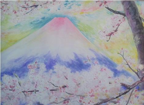 水彩画家・長尾周二160406