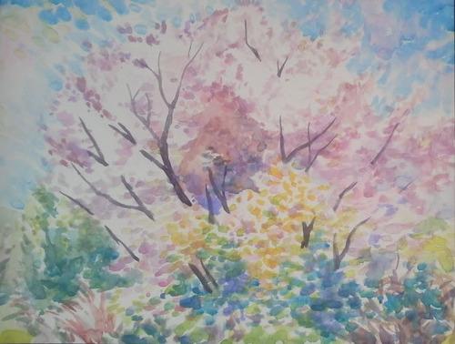 水彩画家・長尾周二1704171