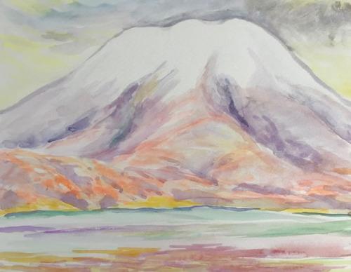 水彩画家・長尾1周二1911283