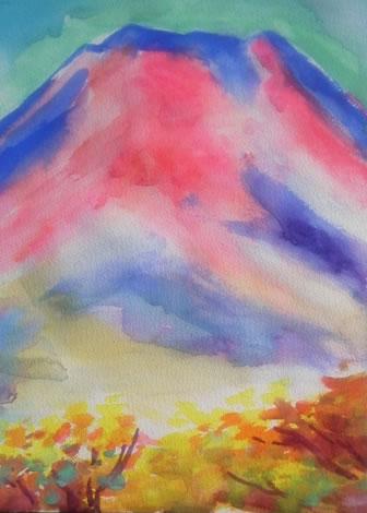 水彩画家・長尾周二1611072