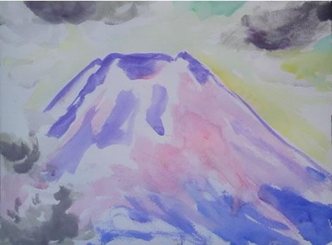 水彩画家・長尾周二1606192