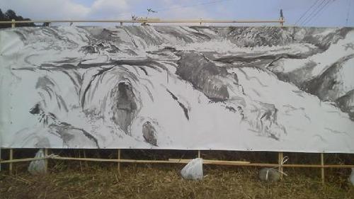 水彩画家・長尾周二1601052