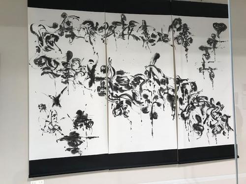 大西・アオイ記念館・日仏国際交流展h1