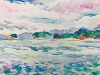 水彩画家・長尾周二1806141