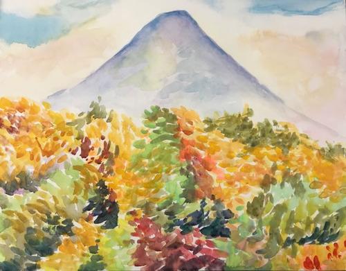 水彩画家・長尾周二1811211