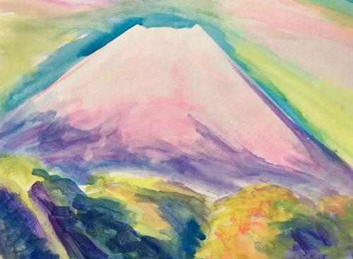 水彩画家・長尾1周二1911091