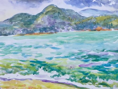水彩画家・長尾周二1901301