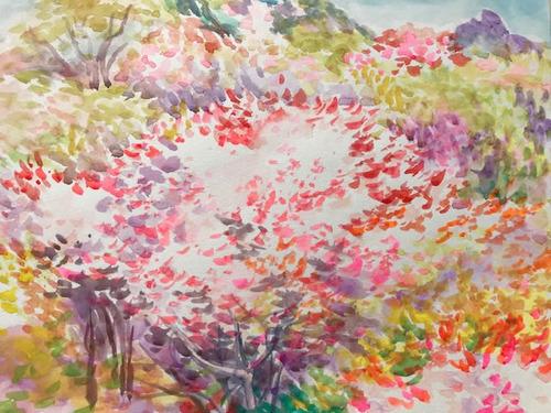 水彩画家・長尾周二1904101