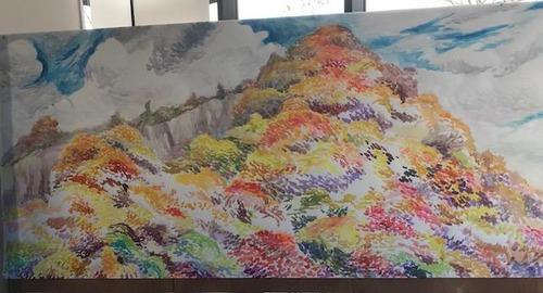 水彩画家・長尾周二1812071