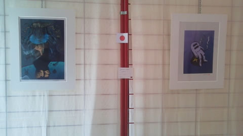ARTEC(欧州造形美術振興協会)展覧会2015-7・3