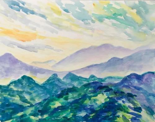 水彩画家・長尾周二2006172