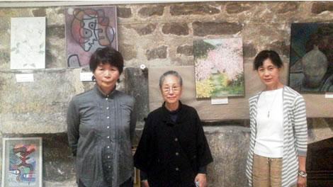 水彩画家・長尾周二1709111
